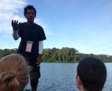 Tortuguero: Peddelen met Ray