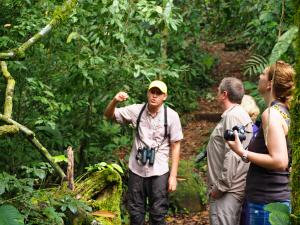 Costa Rica rondreis wandeling Boca Tapada