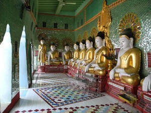 Kloster in Sagaing