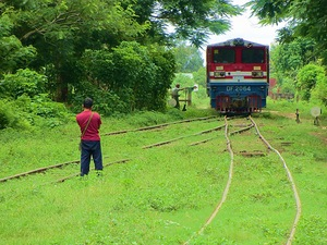 Myanmar Individualreise - Mit dem Bummelzug nach Pyin Oo Lwin