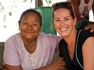 Myanmar mit Kinden: Freundliche Bekanntschaften in Yangon