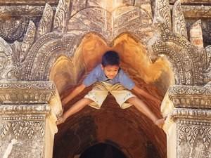 Rundreise Myanmar Bagan