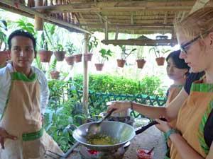 Shan Kochkurs Burmesisch kochen lernen