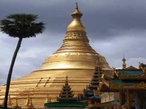 Shwedagon Paya in Yangon