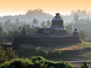 Tempel von Mrauk U