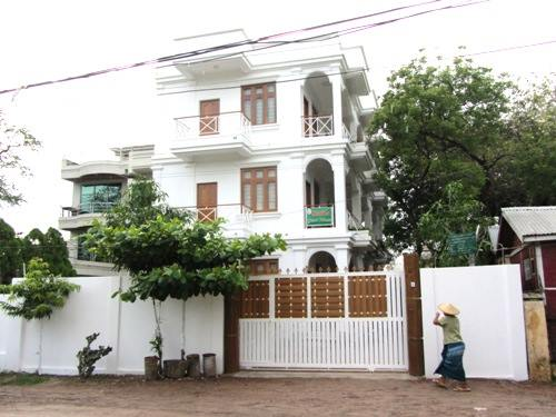 Myanmar Individualreise - Pension in Mandalay
