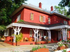 Hotel mit Kolonialflair in Pyin Oo Lwin