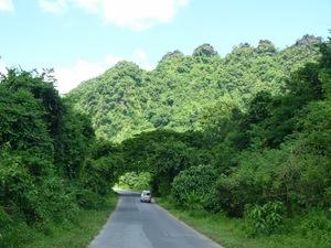 Ländliche Umgebung von Hpa An