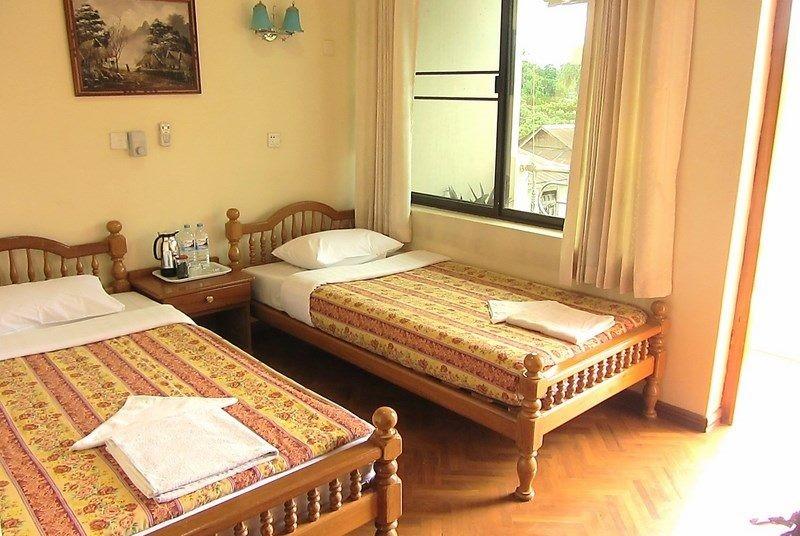 Einfaches Zimmer in Kyaukme