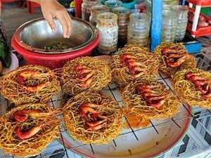 Streetfood Yangon