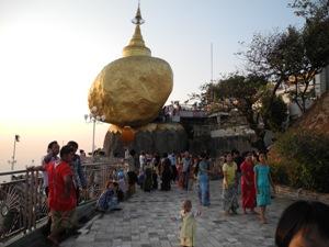 von Thailand nach Myanmar
