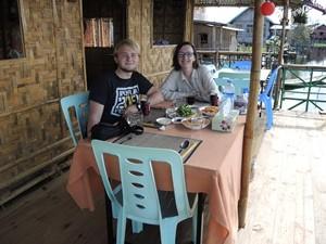 burmesisches Mitagessen am Inle-See