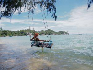 Entspannung auf Koh Tao Thailand