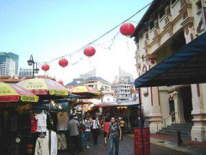 Erkunden Sie Chinatown auf Ihrer Singapur Reise