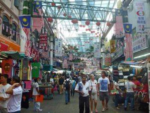 Souvenirläden in Kuala Lumpur