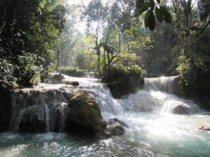 Tad Kuang Si Wasserfall