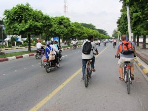 Mandalay Fahrradtour