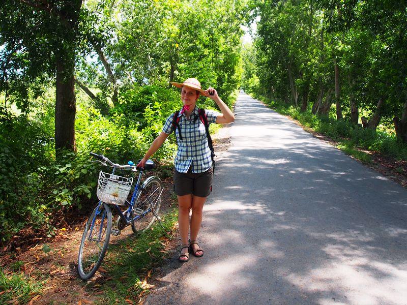 Fahrradtour Nyaung Shwe Inle See