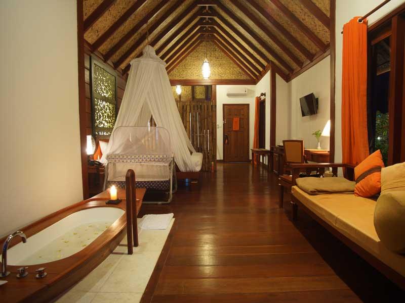 Luxuriöses Hotel Inle See