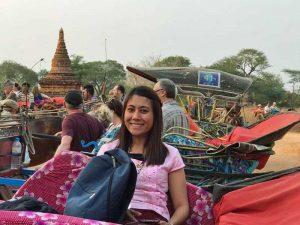 Ein Guide in Myanmar