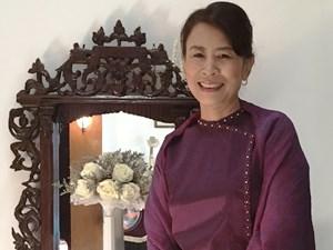 Myanmar Menschen