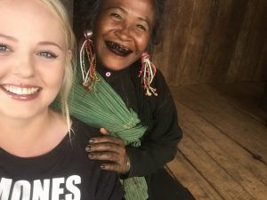 Begegnungen mit der burmesischen Bevölkerung