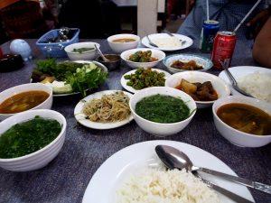 Gerichte der burmesischen Küche
