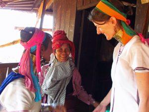 Langhalsfrauen von Loikaw