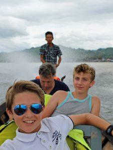 Familien-Bootstour auf dem Inle See