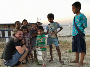 Myanmar Reisebericht - Begegnungen in Myanmar