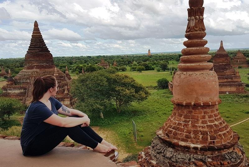 Myanmar Reise zusammenstellen_Bagan