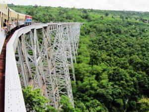 Myanmar Reise zusammenstellen_Gokteik Viadukt
