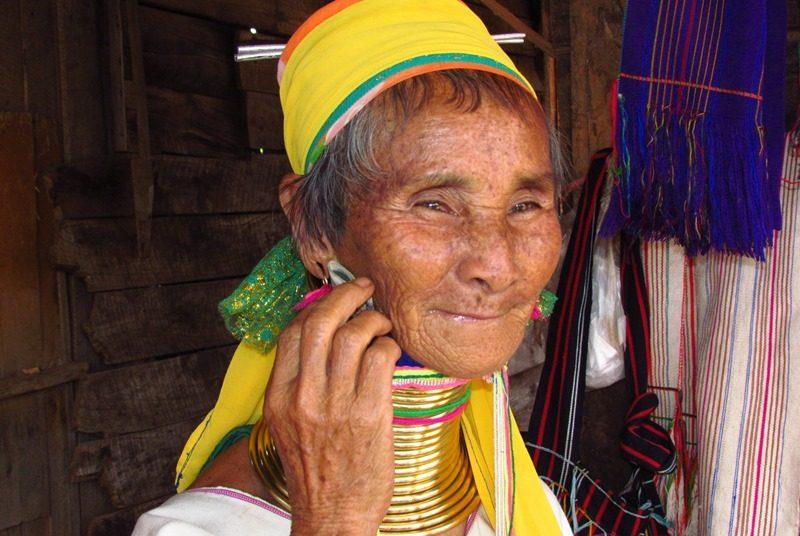 Myanmar Reise zusammenstellen_Loikaw Longneck Village Salong Kana