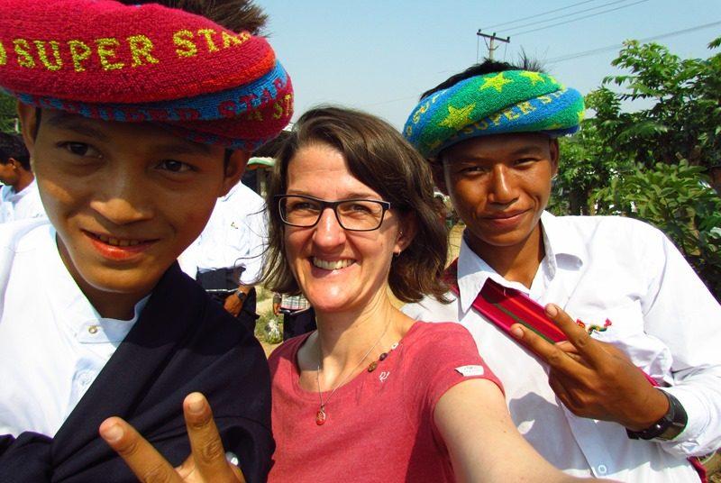 Myanmar Reise zusammenstellen_Von Pinlaung nach Loikaw_Rocket Festival