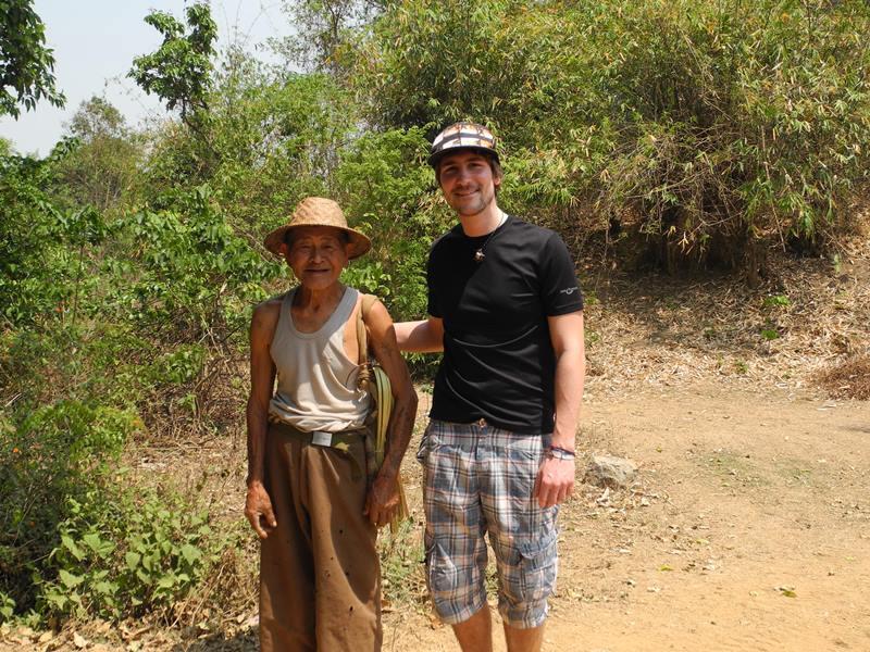 Myanmar Highlights - Begegnungen mit den Einheimischen