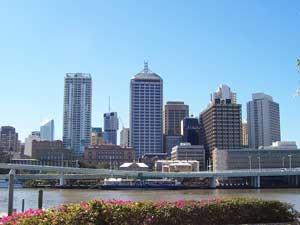 Australië Brisbane