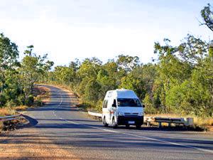 Camperhuur Australie