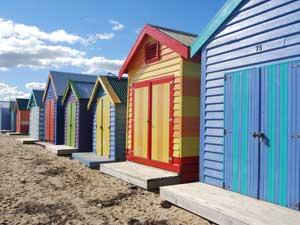 Melbourne strand