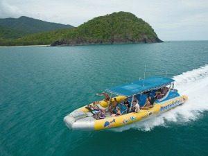 Ocean Safari boat