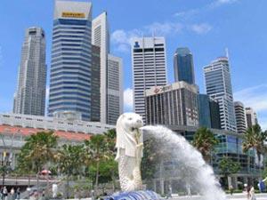 Singapore stopover Australie