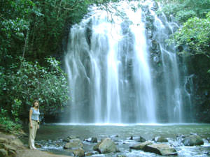 Atherton Tablelands waterval