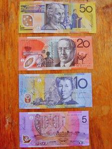 Geld Australie