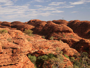 Lost City - Kings Canyon