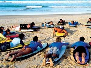 surfen Bondi Beach
