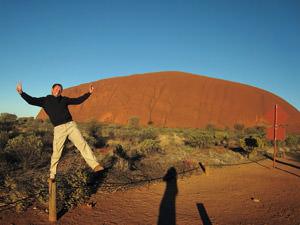Ayers Rock, Australie reis