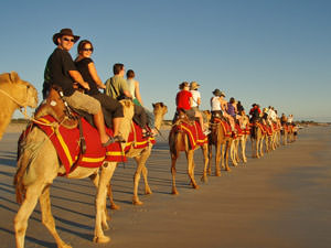 Cable beach rondreis Australie