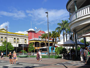 Tropisch Cairns, Australie oostkust