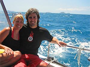 Australië oostkust reizen - Whitsundays