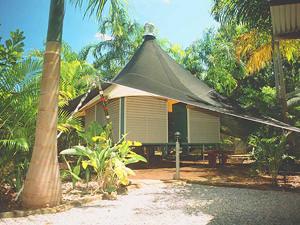 Darwin, bushbungalow