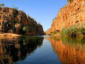 Katherina Gorge Australie